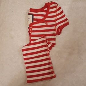 Abercrombie & Fitch Tops - Abercrombie & Fitch NY Shirt Size Large